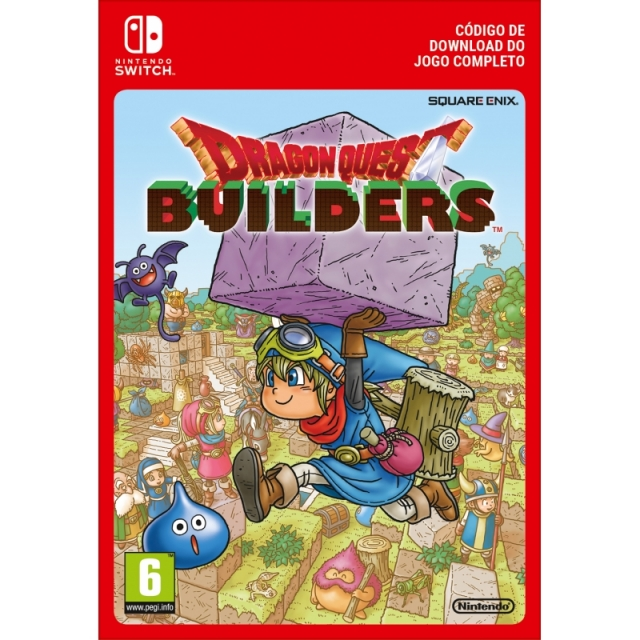 DRAGON QUEST BUILDERS (Nintendo Digital) Switch