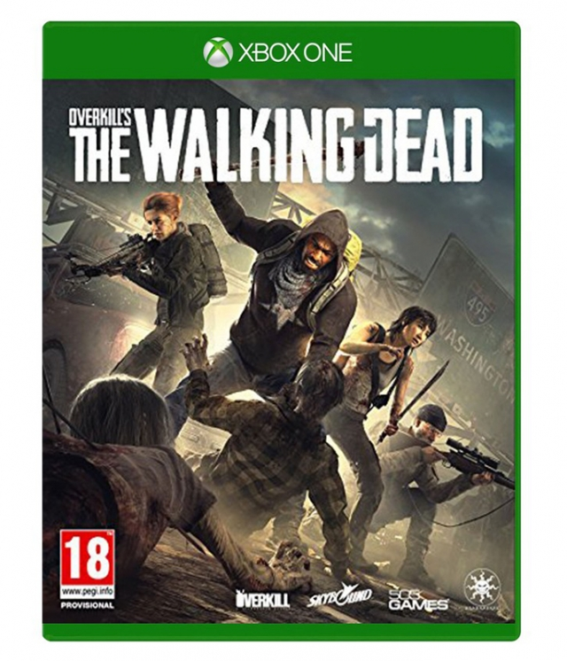 OVERKILL'S THE WALKING DEAD (Oferta DLC) XBOX ONE