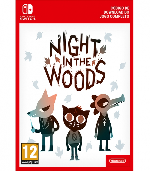 NIGHT IN THE WOODS (Nintendo Digital) Switch