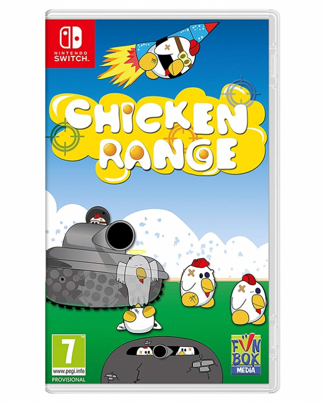 CHICKEN RANGE Switch