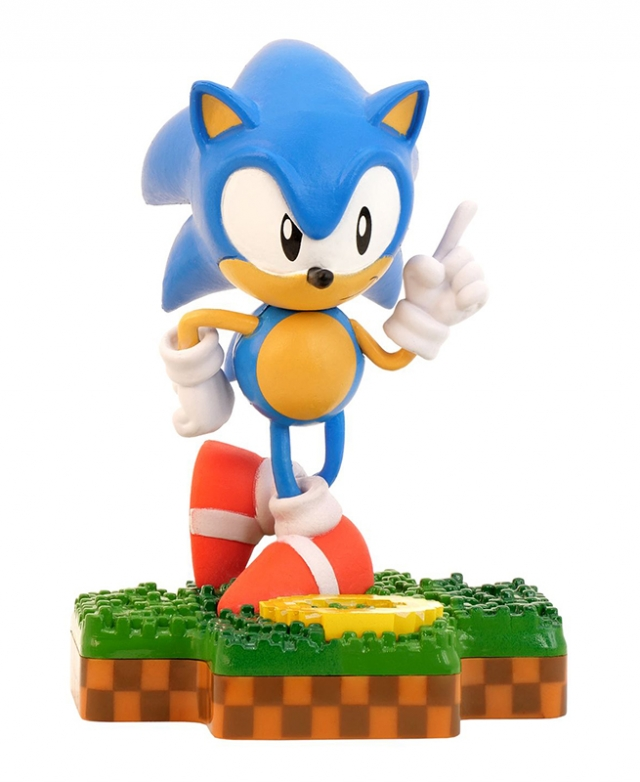 TOTAKU Sonic The Hedgehog #10 SONIC