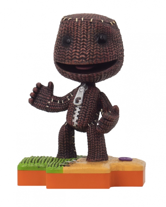 TOTAKU Littlebigplanet #01 SACKBOY