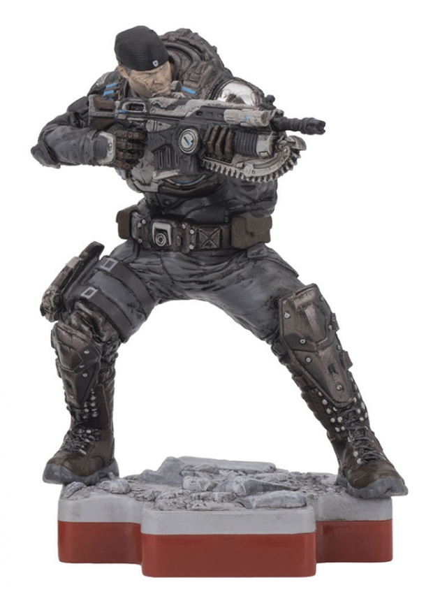 TOTAKU Gears of War #26 MARCUS FENIX