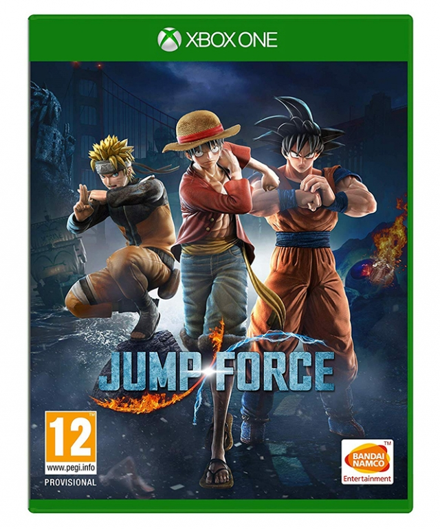 JUMP FORCE (Oferta Reserva) XBOX ONE