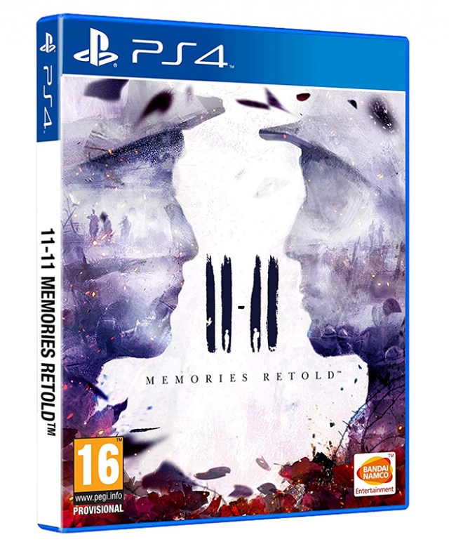 11-11 MEMORIES RETOLD (inclui banda sonora original) PS4