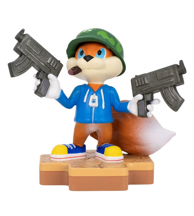 TOTAKU Conker's Bad Fur Day #27 CONKER