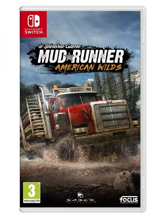 MUD RUNNER American Wilds Switch
