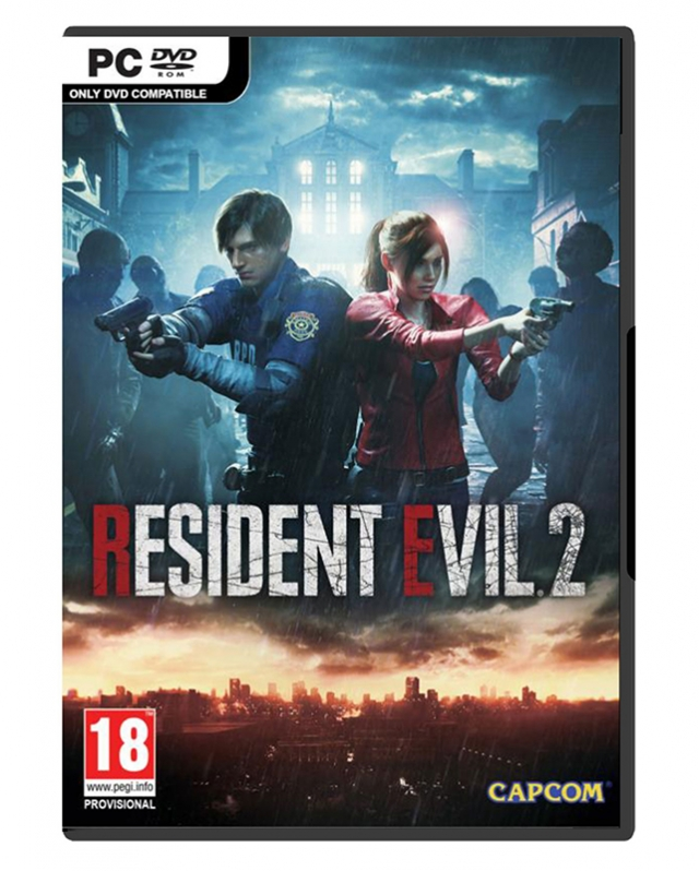 RESIDENT EVIL 2 (Download Digital) PC
