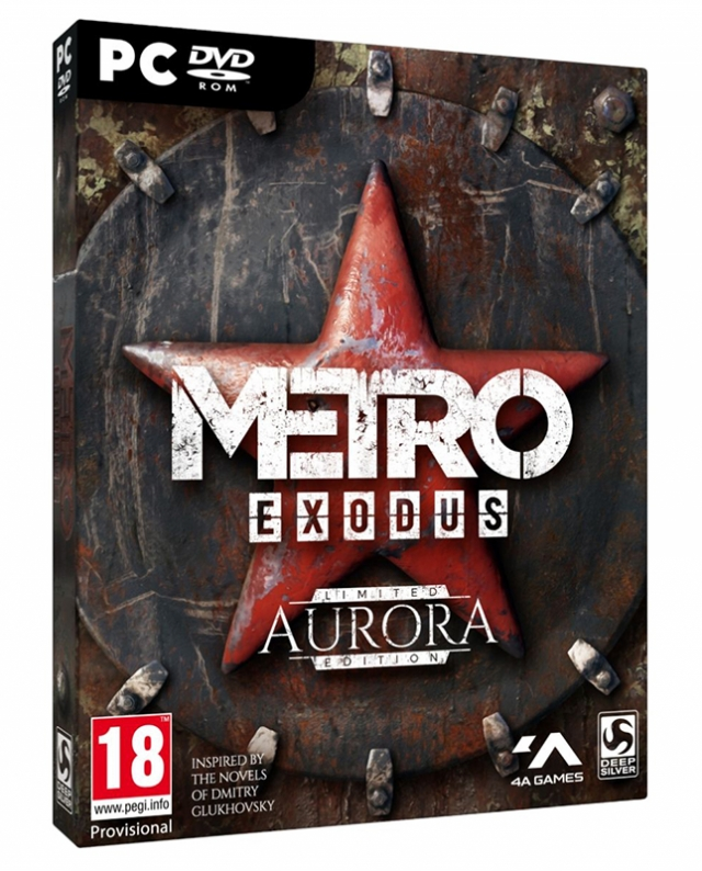 METRO EXODUS Aurora Limited Edition PC