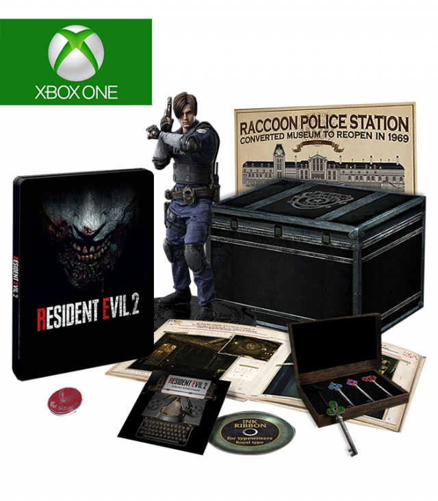 RESIDENT EVIL 2 Collector's Edition XBOX ONE