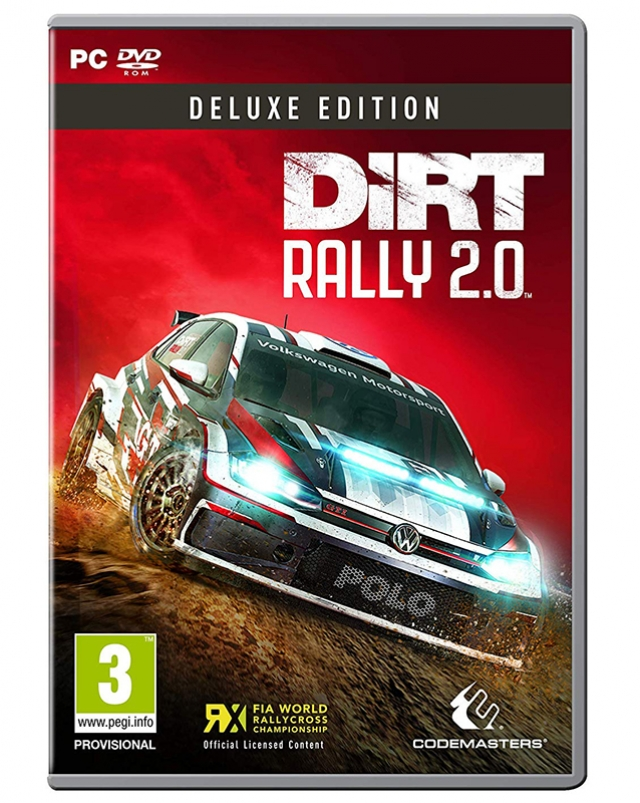 DIRT RALLY 2.0 Deluxe Edition PC
