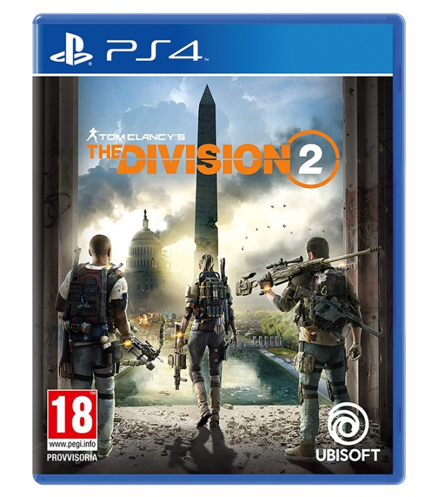 THE DIVISION 2 (Oferta DLC) PS4