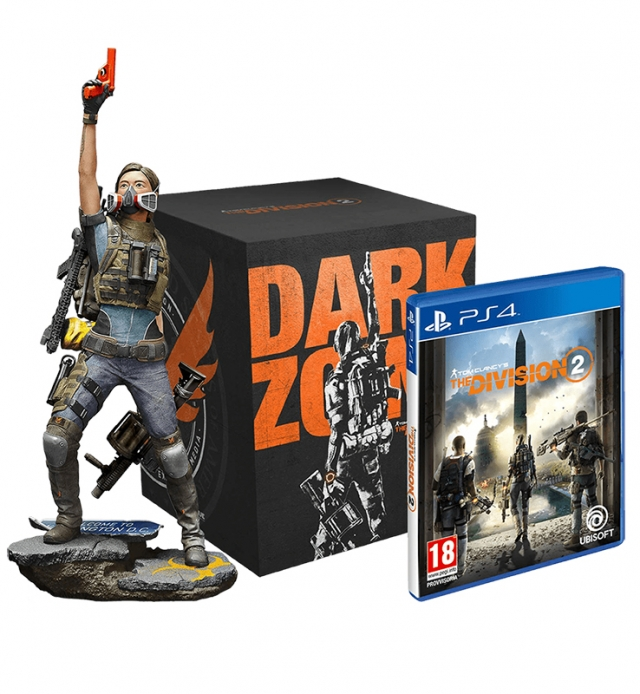 THE DIVISION 2 The Dark Zone Edition PS4