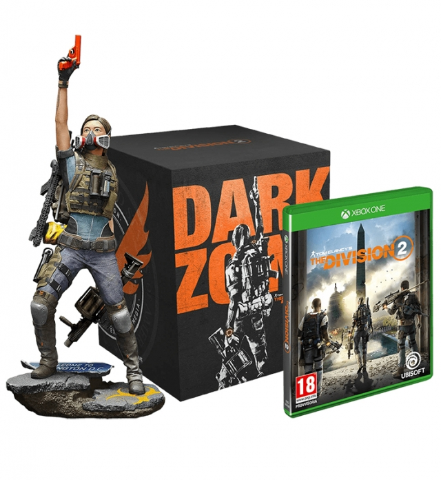 THE DIVISION 2 The Dark Zone Edition XBOX ONE