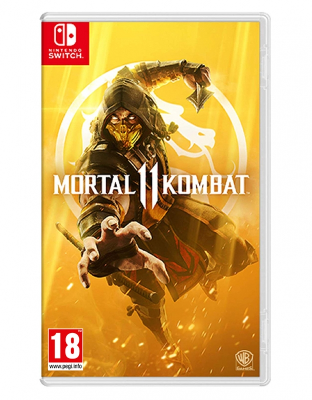 MORTAL KOMBAT 11 (Oferta DLC) Switch