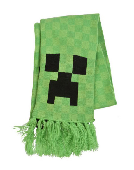 Cachecol MINECRAFT Creeper