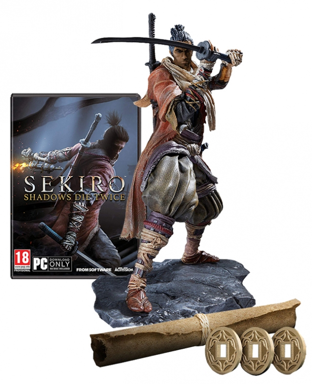 SEKIRO SHADOWS DIE TWICE Collector's Edition PC
