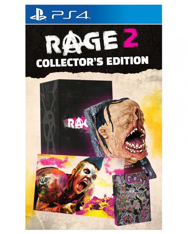 RAGE 2 Collectors Edition (Com Oferta) PS4