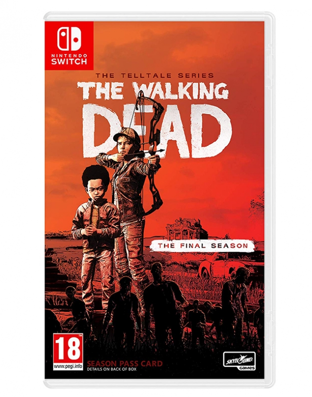 THE WALKING DEAD The Final Season Switch