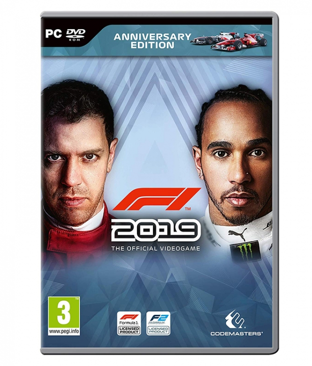 F1 2019 Anniversary Edition PC