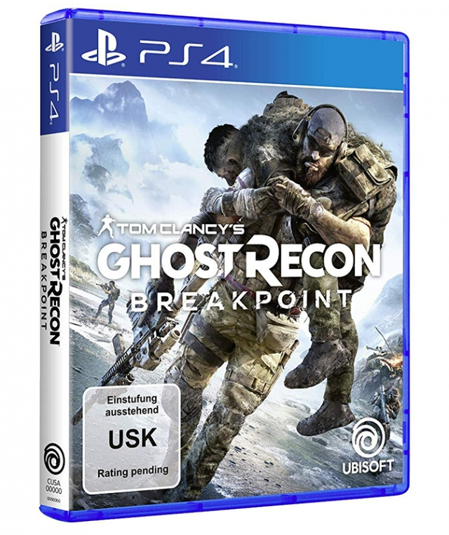GHOST RECON BREAKPOINT (Com Oferta Reserva) PS4