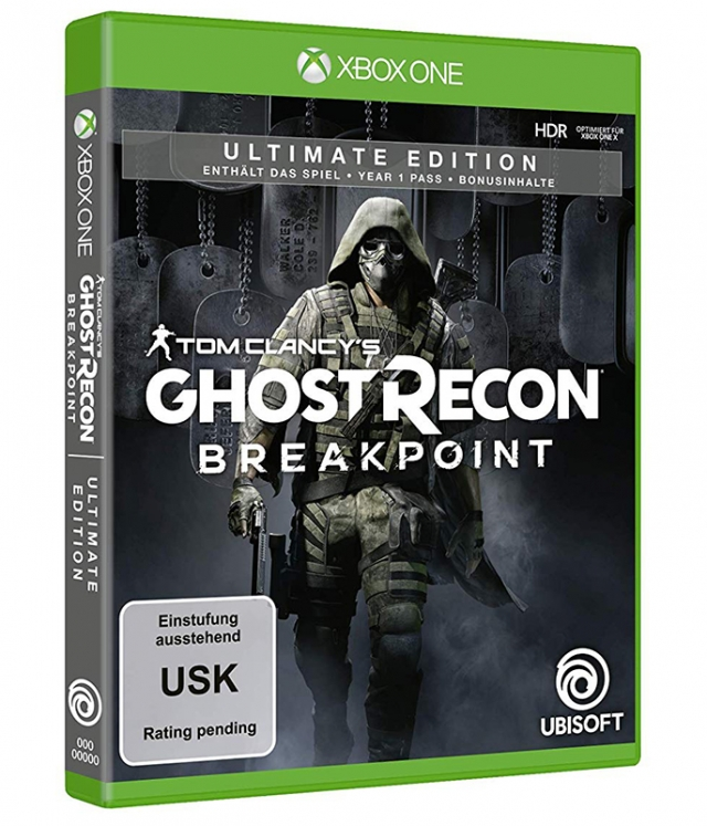 GHOST RECON BREAKPOINT Ultimate Edition XBOX ONE