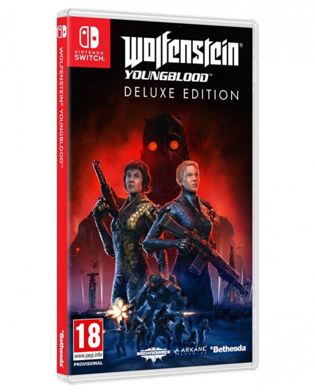 WOLFENSTEIN YOUNGBLOOD Deluxe Edition Switch