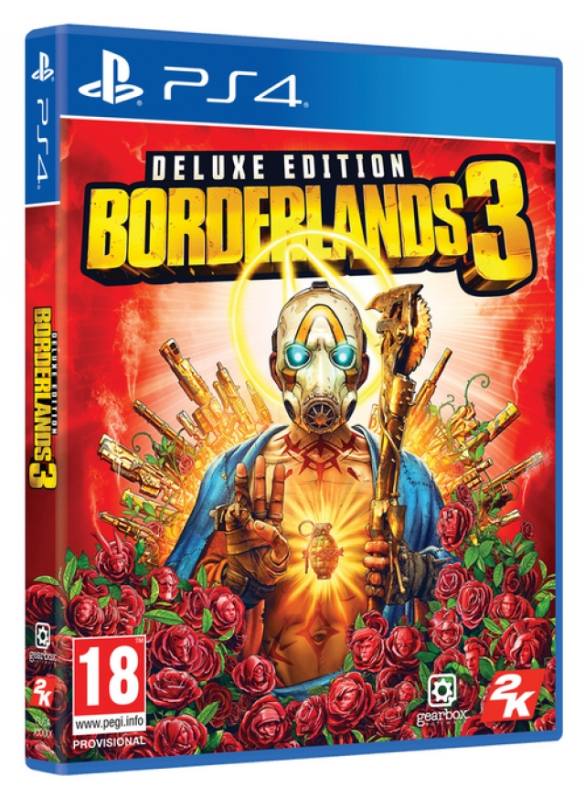 BORDERLANDS 3 Deluxe Edition (EM PORTUGUÊS) PS4 | PS5
