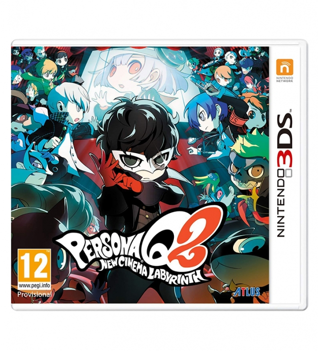 PERSONA Q2 New Cinema Labyrinth 3DS