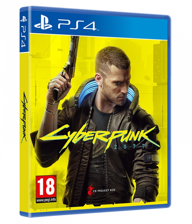 CYBERPUNK 2077 Day One Edition PS4 | PS5