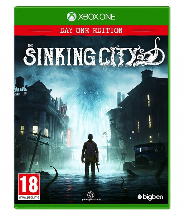 THE SINKING CITY Day One Edition XBOX ONE