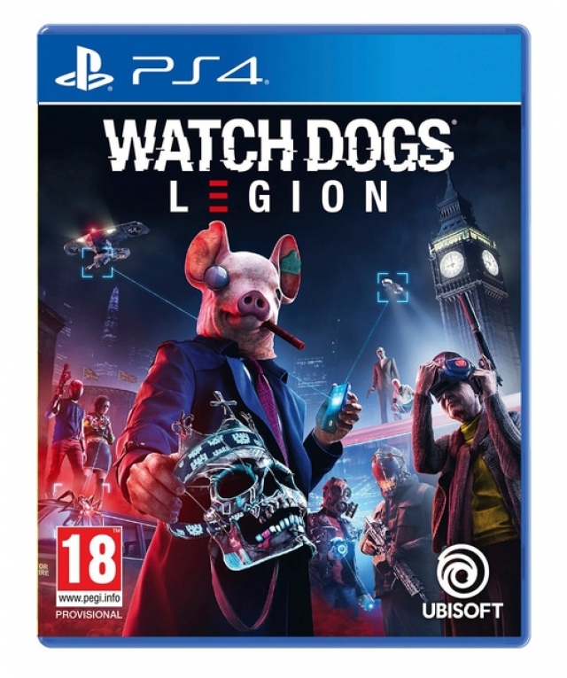 WATCH DOGS LEGION (EM PORTUGUÊS) Oferta DLC PS4/PS5