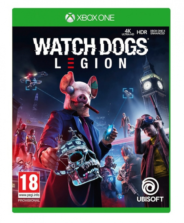 WATCH DOGS LEGION (EM PORTUGUÊS) Oferta DLC XBOX ONE