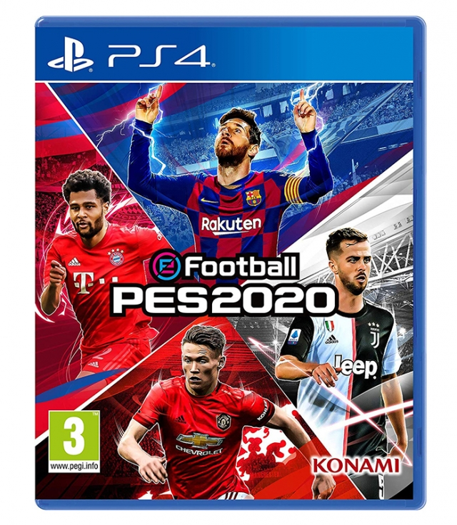 EFootball PES 2020 (Com Oferta) PS4