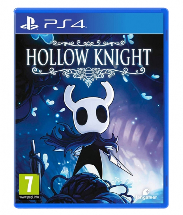 HOLOW KNIGHT PS4