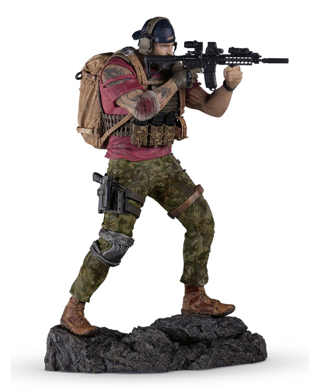 FIGURA GHOST RECON BREAKPOINT Merch Nomad (23cm)