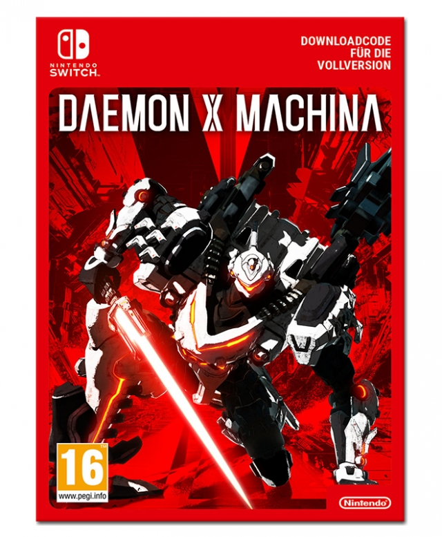 DAEMON X MACHINA (Nintendo Digital) Switch