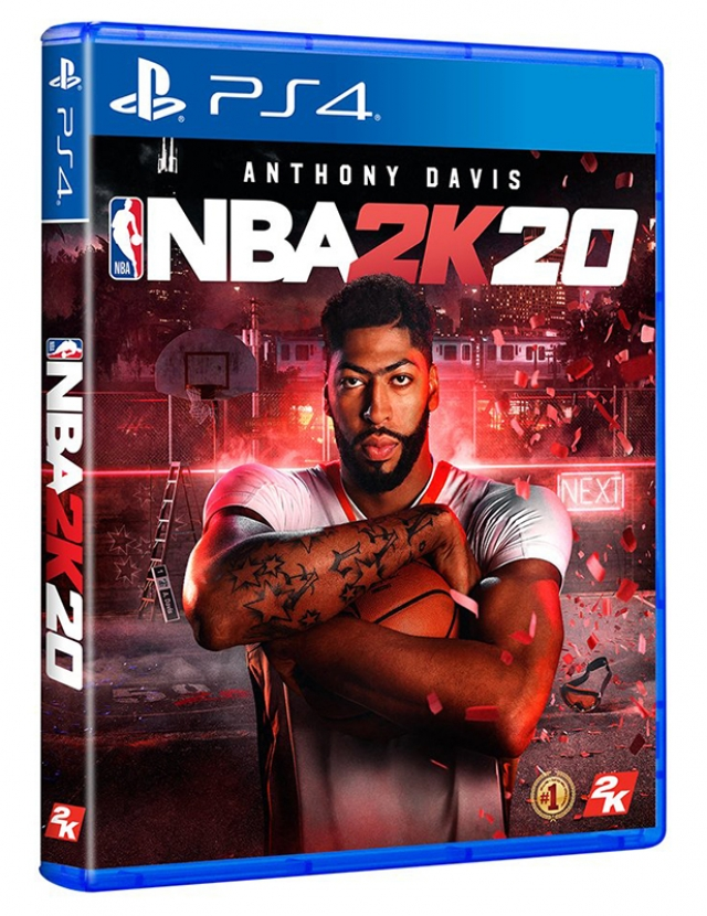 NBA 2K20 (Oferta Steelbook) PS4