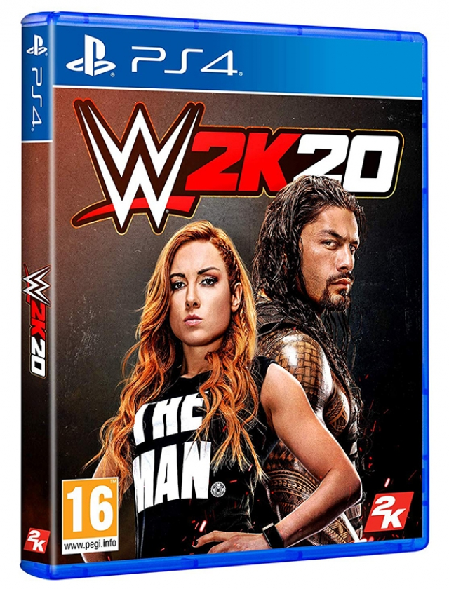 WWE 2K20 (Oferta DLC) PS4