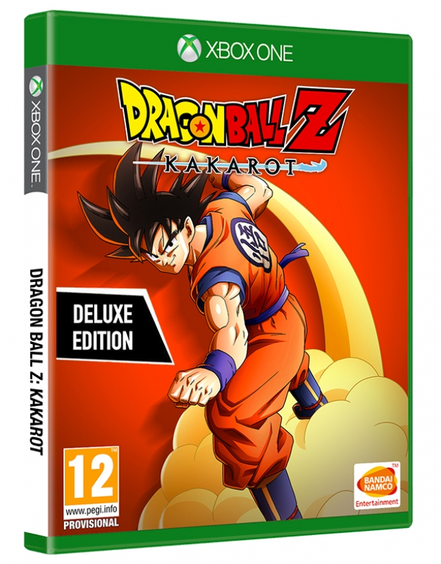 DRAGON BALL Z KAKAROT Deluxe Edition XBOX ONE