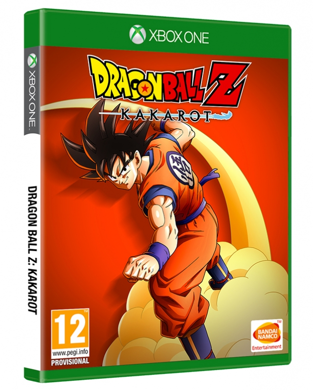 DRAGON BALL Z KAKAROT (Oferta DLC Reserva) XBOX ONE
