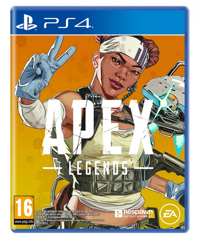 APEX LEGENDS Lifeline Edition PS4