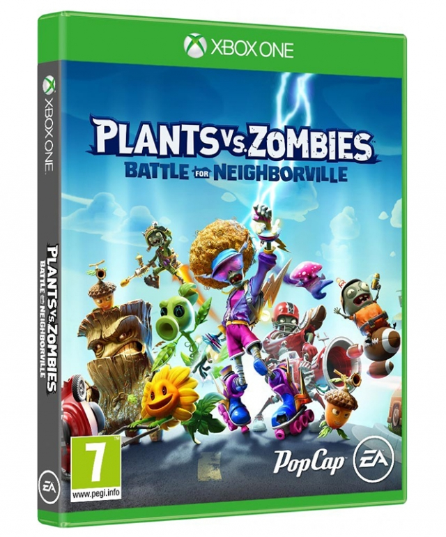 PLANTS VS ZOMBIES BATTLE FOR NEIGHBORVILLE (EM PORTUGUÊS) XBOX ONE