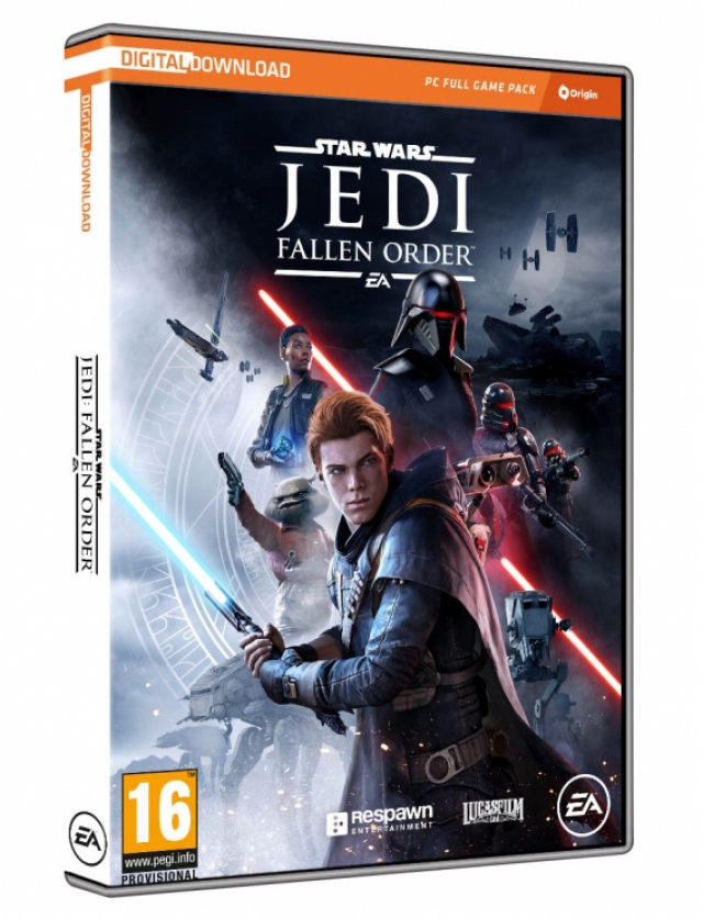 STAR WARS JEDI FALLEN ORDER (Oferta DLC) [Download Digital] PC