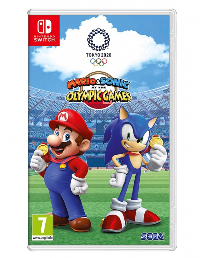 MARIO & SONIC AT THE OLIMPIC GAMES Switch
