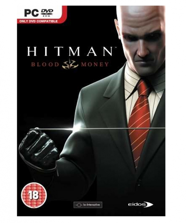 HITMAN BLOOD MONEY PC