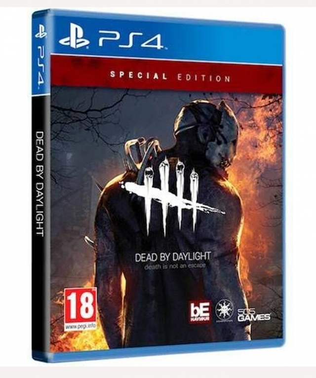 DEAD BY DAYLIGHT PS4