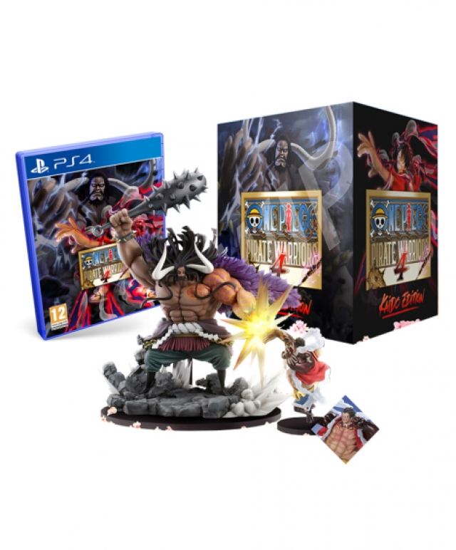 ONE PIECE PIRATE WARRIORS 4 Kaido Edition (Oferta DLC) PS4