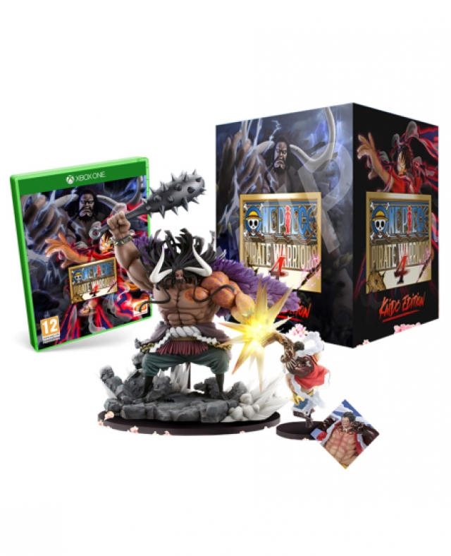 ONE PIECE PIRATE WARRIORS 4 Kaido Edition (Oferta DLC) XBOX ONE