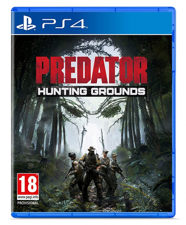 PREDATOR HUNTING GROUNDS (EM PORTUGUÊS) PS4